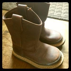 Georgia Giant toddler boots 10
